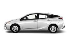 Toyota Prius - Limousine (2016 - heute) 5 Türen Seitenansicht
