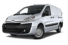 Toyota Proace Comfort Transporter (2013 - 2016) 5 Türen seitlich vorne mit Felge