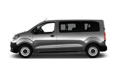 Toyota Proace - Transporter (2016 - heute) 5 Türen Seitenansicht
