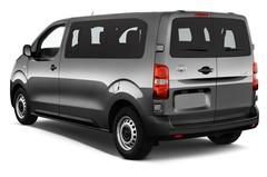 Toyota Proace - Transporter (2016 - heute) 5 Türen seitlich hinten