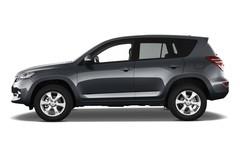 Toyota RAV 4 Life SUV (2006 - 2013) 5 Türen Seitenansicht