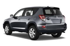Toyota RAV 4 Life SUV (2006 - 2013) 5 Türen seitlich hinten