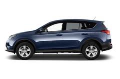 Toyota RAV 4 Comfort SUV (2013 - heute) 5 Türen Seitenansicht