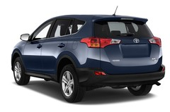 Toyota RAV 4 Comfort SUV (2013 - heute) 5 Türen seitlich hinten