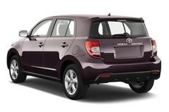 Toyota Urban Cruiser Town Transporter (2009 - 2014) 5 Türen seitlich hinten