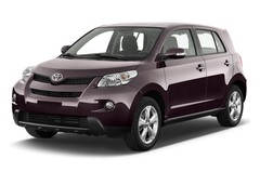 Toyota Urban Cruiser Town Transporter (2009 - 2014) 5 Türen seitlich vorne