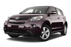 Toyota Urban Cruiser Town Transporter (2009 - 2014) 5 Türen seitlich vorne mit Felge
