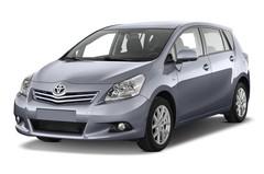 Toyota Verso Executive Van (2009 - heute) 5 Türen seitlich vorne