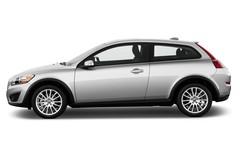 Volvo C30 - Kompaktklasse (2006 - 2012) 3 Türen Seitenansicht