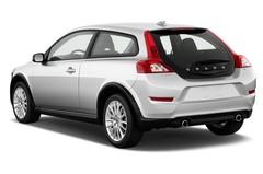 Volvo C30 - Kompaktklasse (2006 - 2012) 3 Türen seitlich hinten