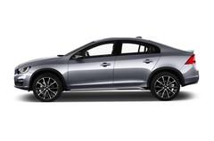 Volvo S 60 Cross Country Summum Limousine (2015 - heute) 4 Türen Seitenansicht