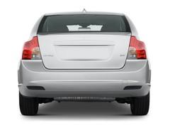 Volvo S40 Momentum Limousine (2004 - 2012) 4 Türen Heckansicht