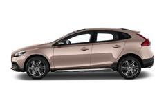 Volvo V 40 Cross Country Summum SUV (2012 - heute) 5 Türen Seitenansicht