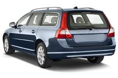 Volvo V70 Kinetic Kombi (2007 - 2016) 5 Türen seitlich hinten