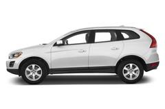 Volvo XC 60 Kinetic SUV (2008 - 2017) 5 Türen Seitenansicht