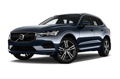 Volvo XC 60 Momentum SUV (2017 - heute) 5 Türen seitlich vorne mit Felge