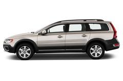 Volvo XC 70 Kinetic Kombi (2007 - 2016) 5 Türen Seitenansicht
