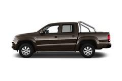 VW Amarok Trendline Pritsche (2010 - heute) 4 Türen Seitenansicht