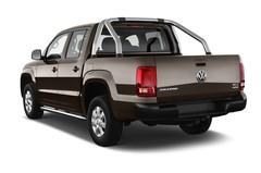 VW Amarok Trendline Pritsche (2010 - heute) 4 Türen seitlich hinten