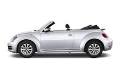VW Beetle Design Cabrio (2011 - heute) 2 Türen Seitenansicht
