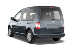 VW Caddy TDI Transporter (2003 - 2015) 5 Türen seitlich hinten