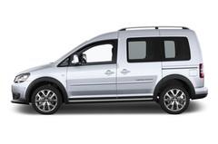 VW Caddy 2,0Tdi 103Kw Cross Caddy Transporter (2015 - heute) 5 Türen Seitenansicht