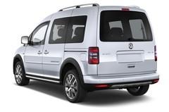 VW Caddy 2,0Tdi 103Kw Cross Caddy Transporter (2015 - heute) 5 Türen seitlich hinten