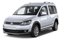VW Caddy 2,0Tdi 103Kw Cross Caddy Transporter (2015 - heute) 5 Türen seitlich vorne