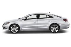 VW CC - Coupé (2008 - 2016) 4 Türen Seitenansicht