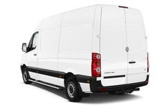 VW Crafter L3H2 Transporter (2006 - 2016) 4 Türen seitlich hinten