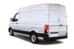 VW Crafter - Transporter (2016 - heute) 4 Türen seitlich hinten