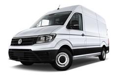 VW Crafter - Transporter (2016 - heute) 4 Türen seitlich vorne mit Felge