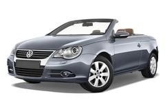 VW Eos Individual Cabrio (2005 - 2015) 2 Türen seitlich vorne mit Felge