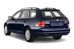 VW Golf - Kombi (2007 - 2009) 5 Türen seitlich hinten