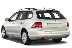 VW Golf Trendline Kombi (2009 - 2013) 5 Türen seitlich hinten