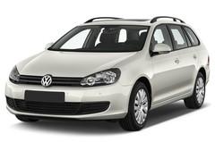 VW Golf Trendline Kombi (2009 - 2013) 5 Türen seitlich vorne