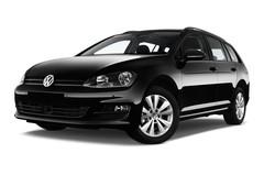 VW Golf Trendline Kombi (2013 - heute) 5 Türen seitlich vorne mit Felge