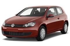 VW Golf Kompaktklasse (2008 - 2012)