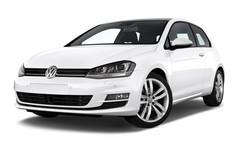 VW Golf Highline Kompaktklasse (2012 - heute) 3 Türen seitlich vorne mit Felge