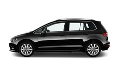 VW Golf Comfortline Van (2014 - heute) 5 Türen Seitenansicht