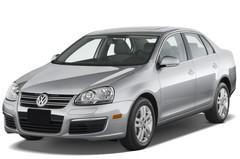 VW Jetta Comfortline Kompaktklasse (2005 - 2010) 4 Türen seitlich vorne