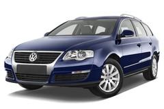 VW Passat Comfortline Kombi (2005 - 2010) 5 Türen seitlich vorne mit Felge