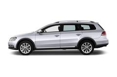 VW Passat Alltrack Kombi (2012 - 2014) 5 Türen Seitenansicht