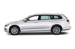 VW Passat 1.6 Tdi Comfortline Bmotion Tech Variant Kombi (2014 - heute) 5 Türen Seitenansicht
