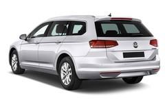 VW Passat 1.6 Tdi Comfortline Bmotion Tech Variant Kombi (2014 - heute) 5 Türen seitlich hinten