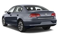 VW Passat Bluemotion Limousine (2010 - 2014) 4 Türen seitlich hinten