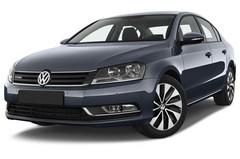 VW Passat Bluemotion Limousine (2010 - 2014) 4 Türen seitlich vorne mit Felge