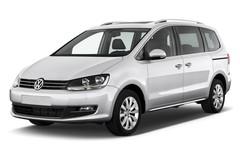 VW Sharan Highline Van (2010 - heute) 5 Türen seitlich vorne
