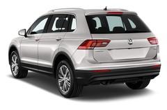 VW Tiguan Comfortline SUV (2015 - heute) 5 Türen seitlich hinten