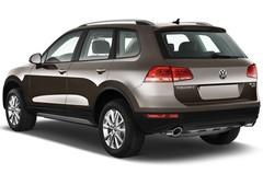 VW Touareg V6 TDI BlueMotion Technology SUV (2010 - heute) 5 Türen seitlich hinten